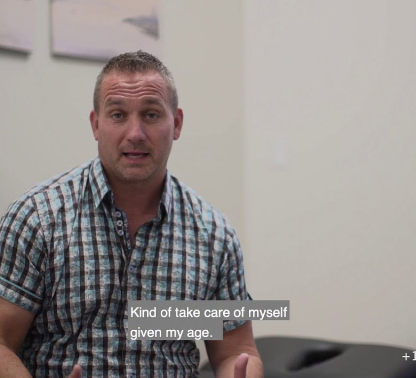 Synergy Rehab Customer Testimonial #1